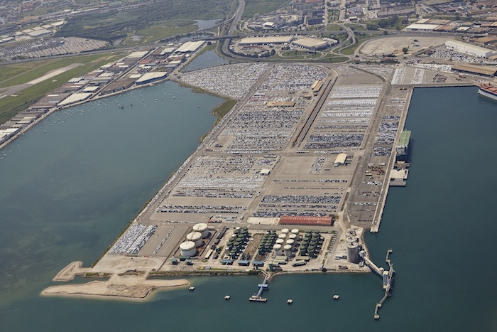 Anfac study downgrades port logistics in Spain