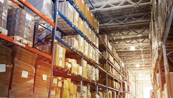 Expertise, Strategic Warehousing Facilitates Unexpected Spike in Inbound Deliveries