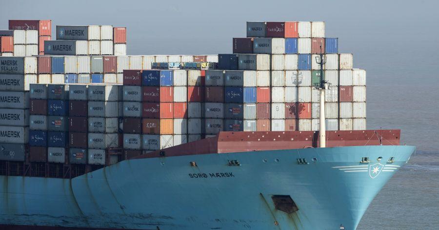 Maersk Cuts Profit Forecast as Shipping Slump Deepens