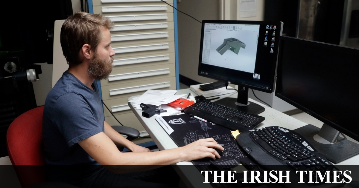 Spending on 3D printing set to explode over next five years