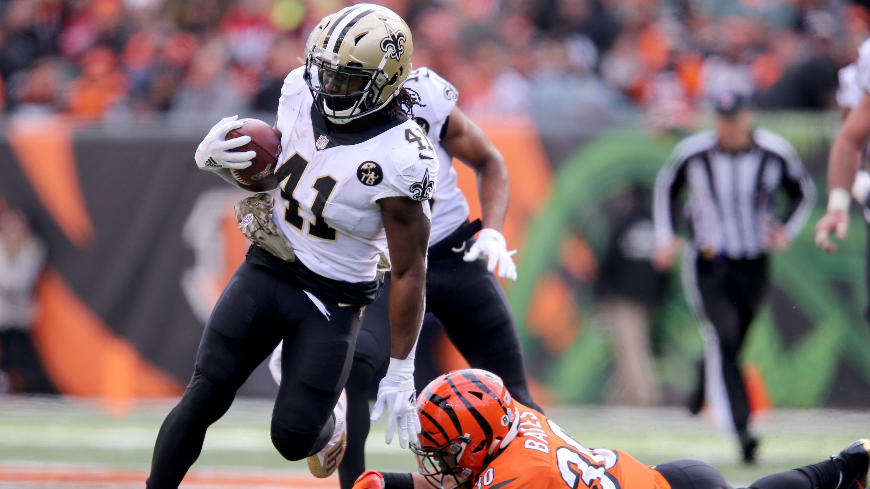 Saints beatdown a new low for these Bengals