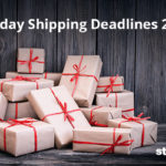These are the holiday shipping deadlines for this season
