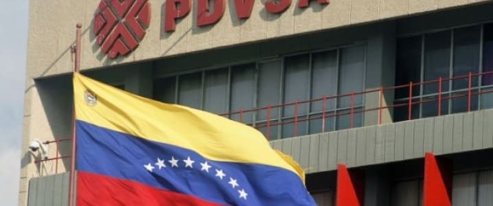 CNPC Backs Out Of Oil Purchases With Venezuela On Sanctions Scare