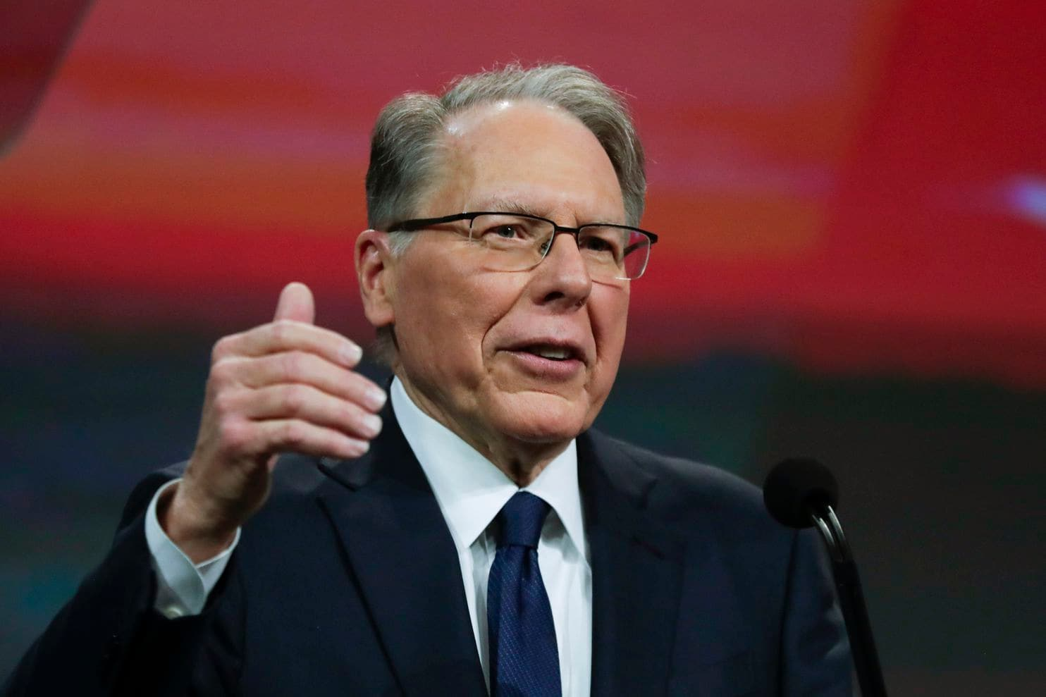 NRA discussed purchasing luxury mansion for its chief executive to use, documents show