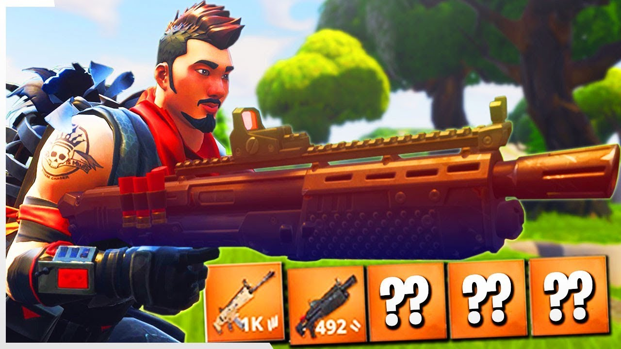You CAN'T LOSE With This Inventory! – PS4 Fortnite BEST Legendary Inventory!