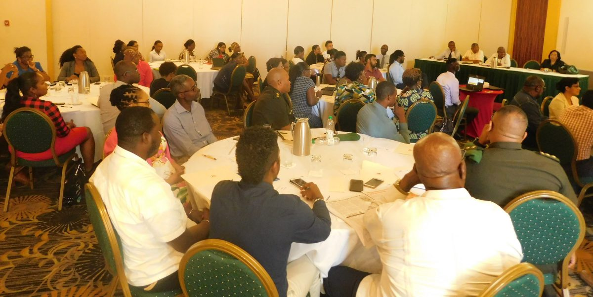 Procurement commission meets stakeholders – Stabroek News