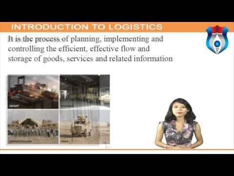 Introduction to Logistics