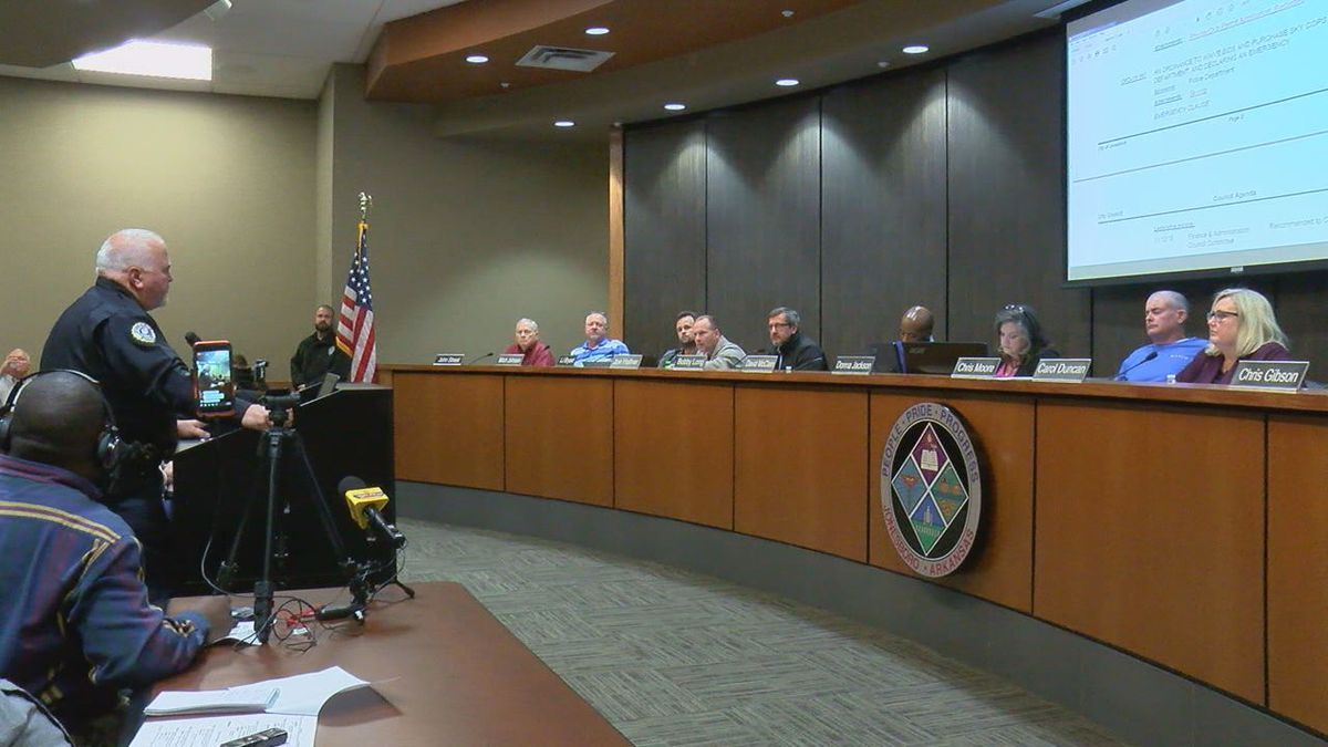 JPD approved $111k to purchase Skycops – KAIT
