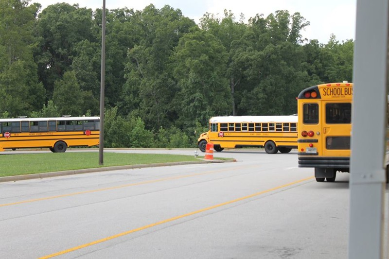 New school bus purchase approved in Henry County