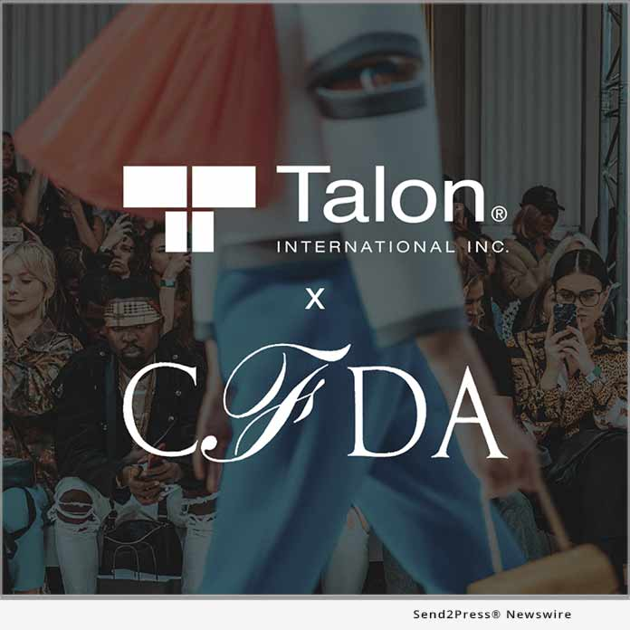 Talon International Joins CFDA Supply Chain Collective