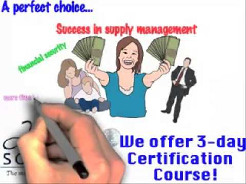 The best Supply Chain Management Certification Review Cours
