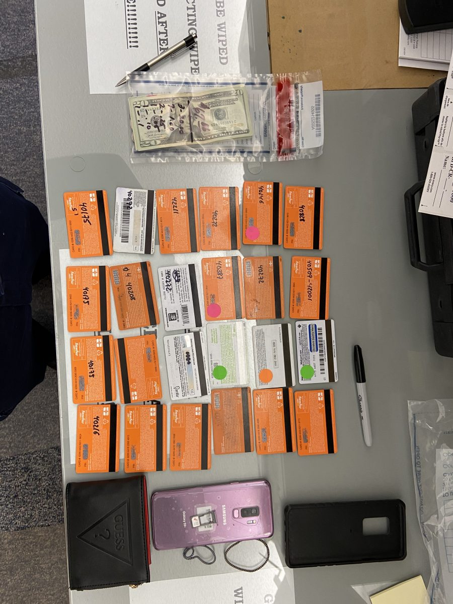 Stolen cards used to purchase diesel – The Meade County Messenger