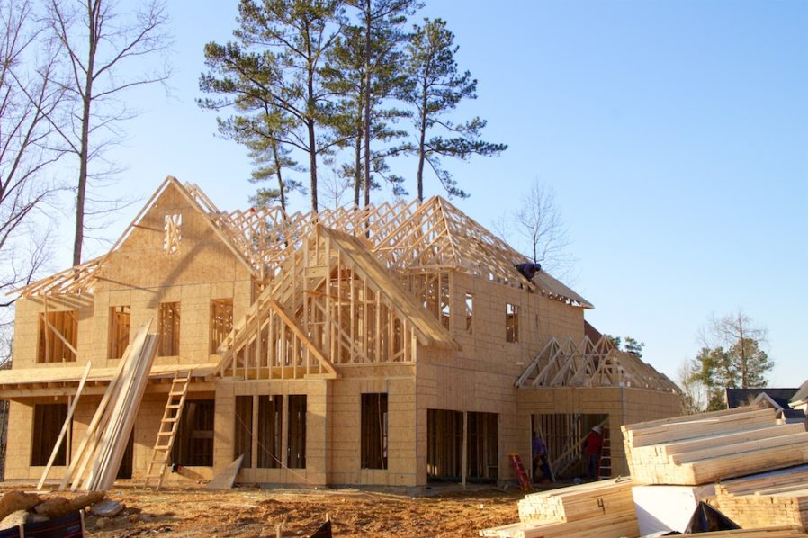 A solution to the inventory problem? Housing starts are expected to rise this year