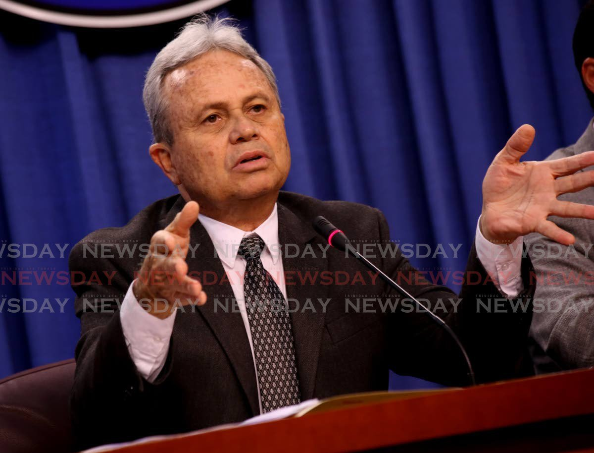 Imbert stands by govt-to-govt terms for procurement