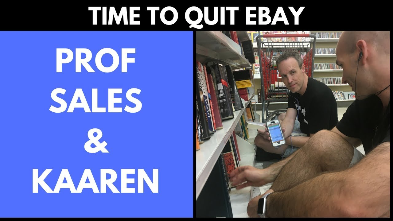 Why I am Quitting Ebay and Selling Off My Inventory