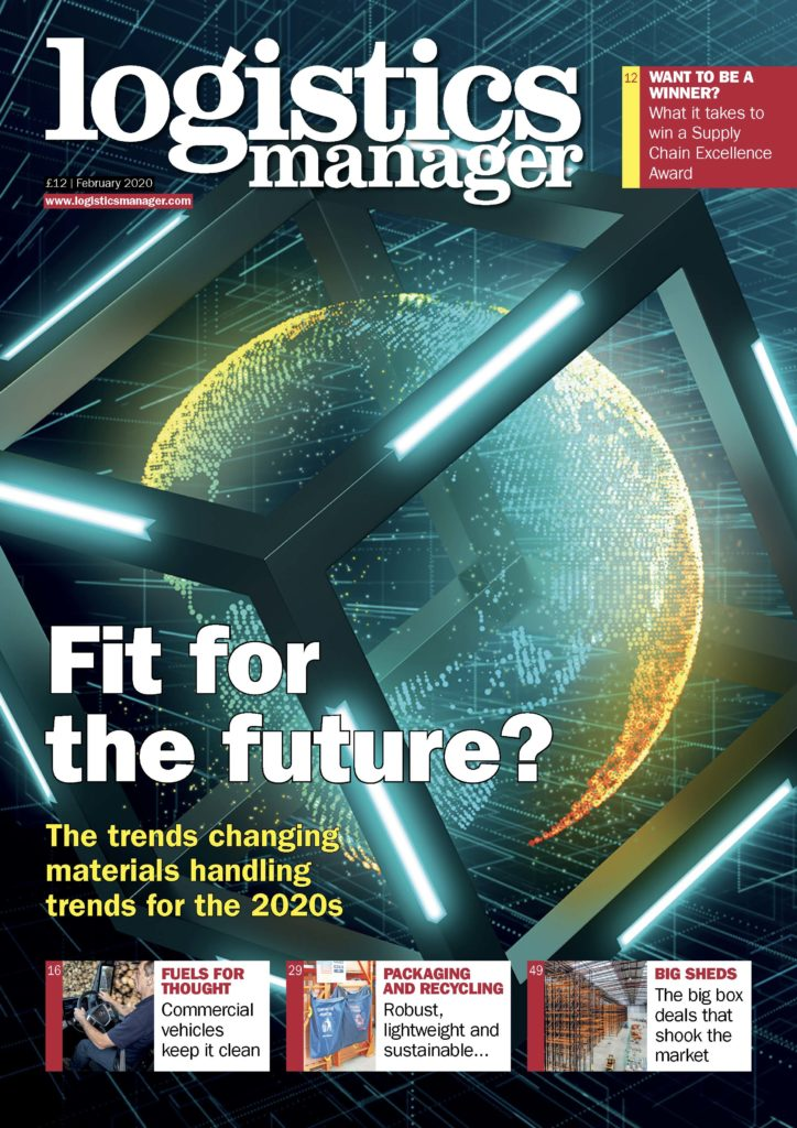 Logistics Manager Magazine