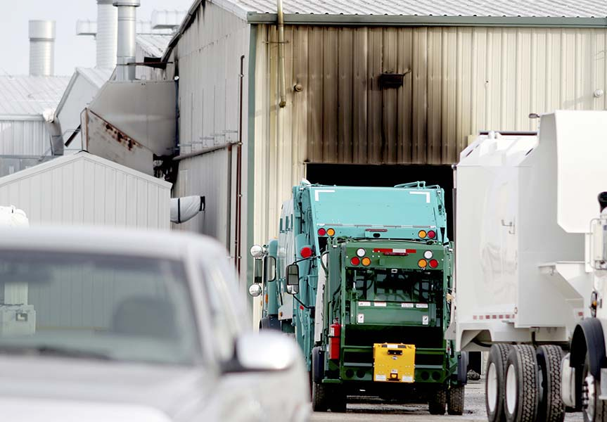 Hazmat team responds to warehouse fire in Scranton | News, Sports, Jobs