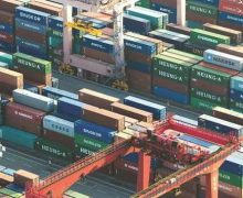 S Korea trade data show coronavirus disruption to China supply chain