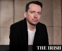 The Irish Times Books podcast with Darran Anderson, author of Inventory