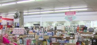 Duran's Pharmacy limiting customer contact, purchases