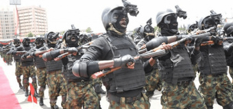 Military destroys terrorists' logistics supplies, others – Newtelegraph