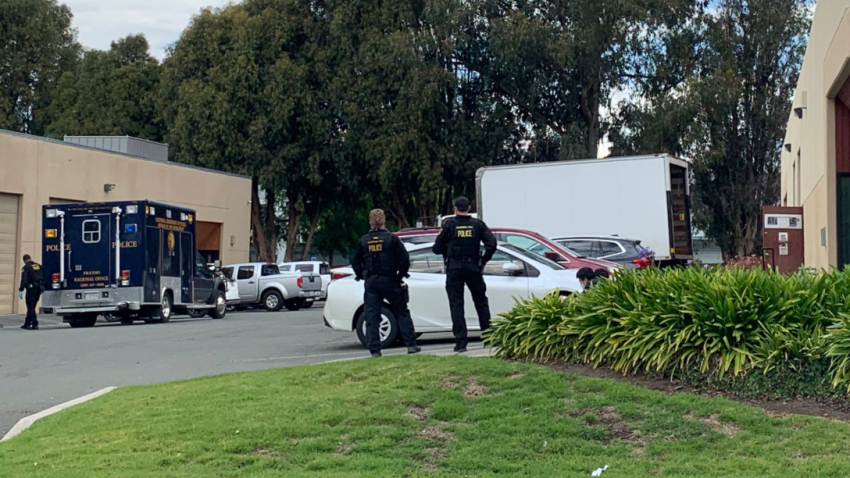 50K Masks Seized in Fremont Warehouse Raid – NBC Bay Area