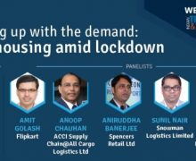 Join us tomorrow at 3.30 for our webinar on Indian warehousing