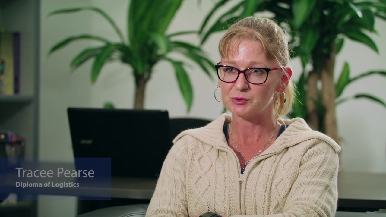 My Journey: Tracee Pearse, Diploma of Logistics clip