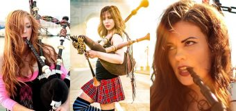 Shipping Up To Boston / Enter Sandman – Bagpipe Cover (Goddesses of Bagpipe)