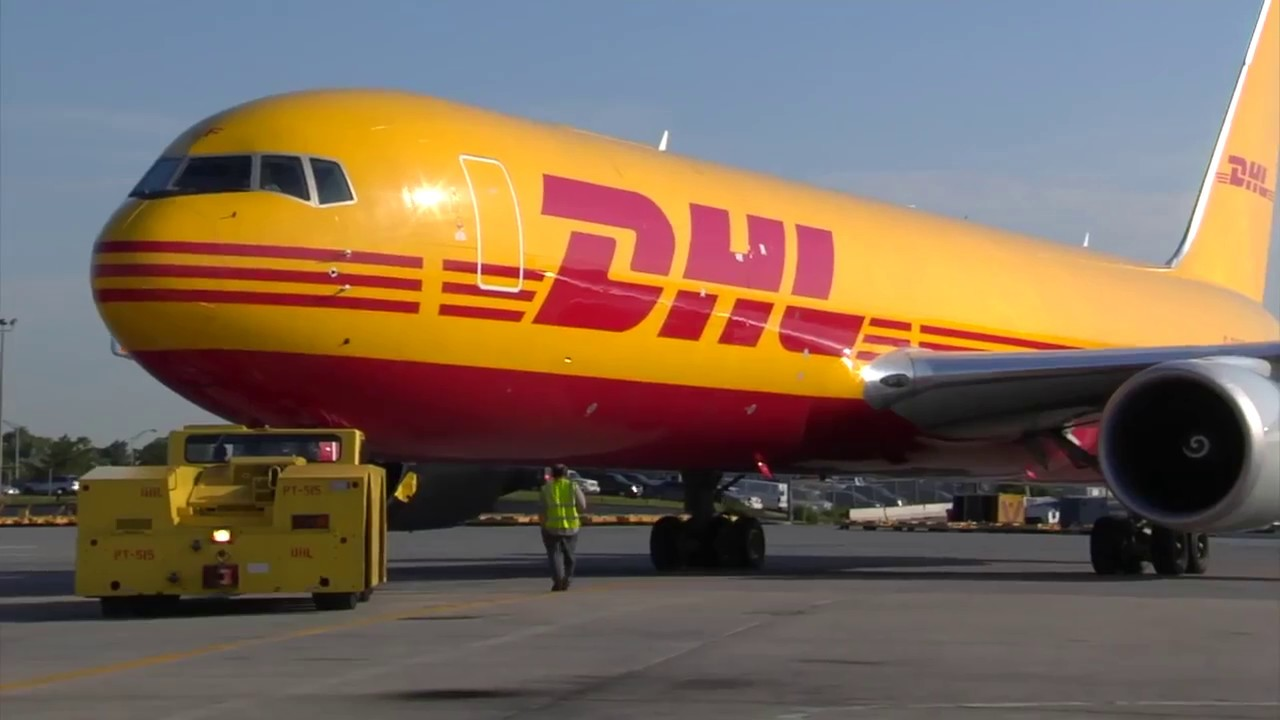 Working at DHL Supply Chain