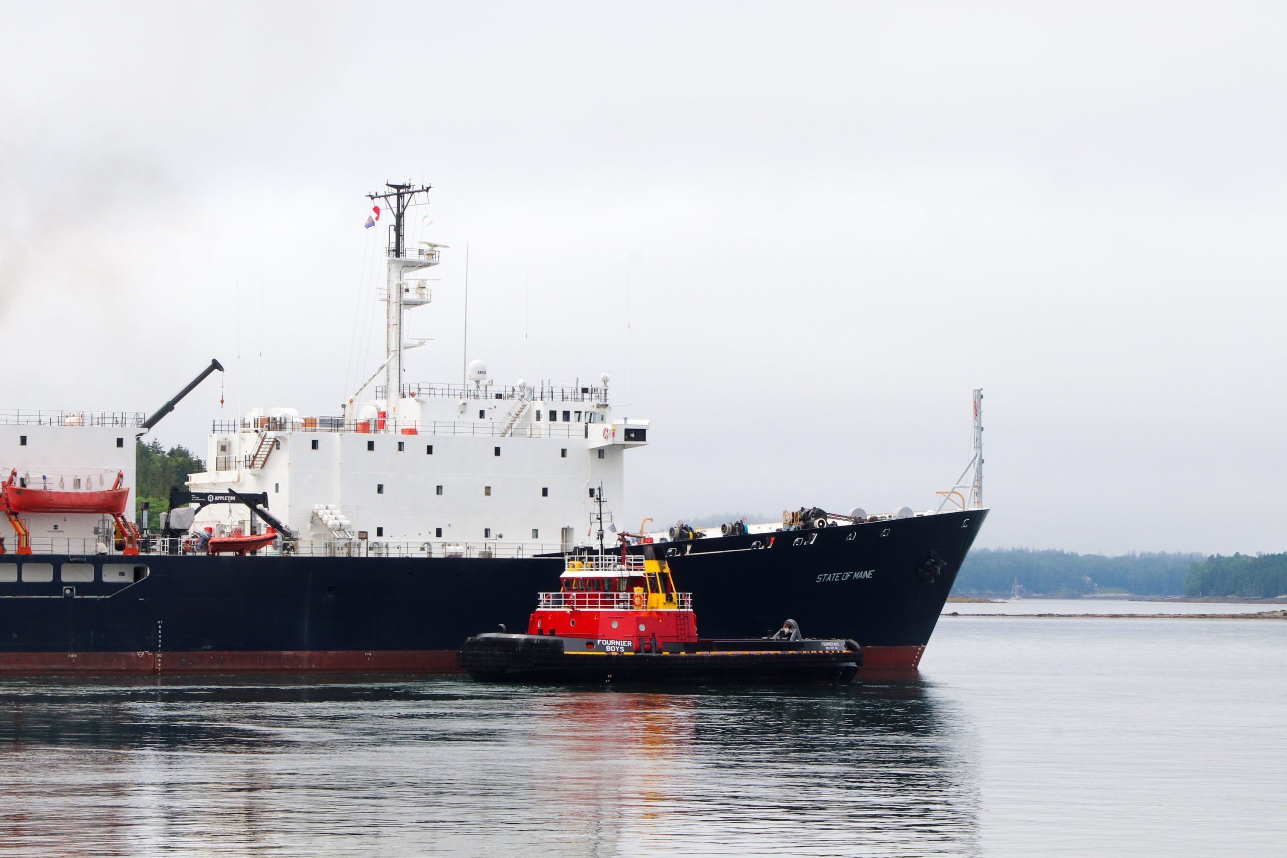 Abrupt move of maritime academy's training ship across bay 'not a simple thing'