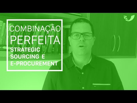 Strategic Sourcing e e-Procurement