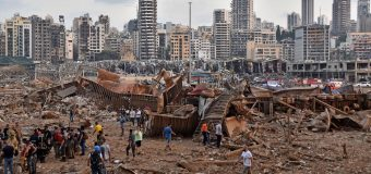 Lebanon blast: Ammonium nitrate stored in a warehouse linked to catastrophic Beirut explosion
