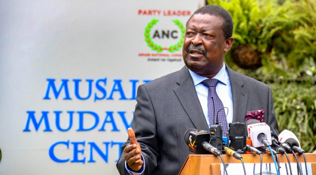 Mudavadi calls for a judiciary inquiry on COVID supplies procurement » Capital News