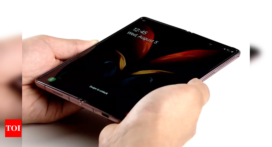 Samsung foldable phone: Customers purchasing Samsung Galaxy Z Fold2 5G have a special offer for them