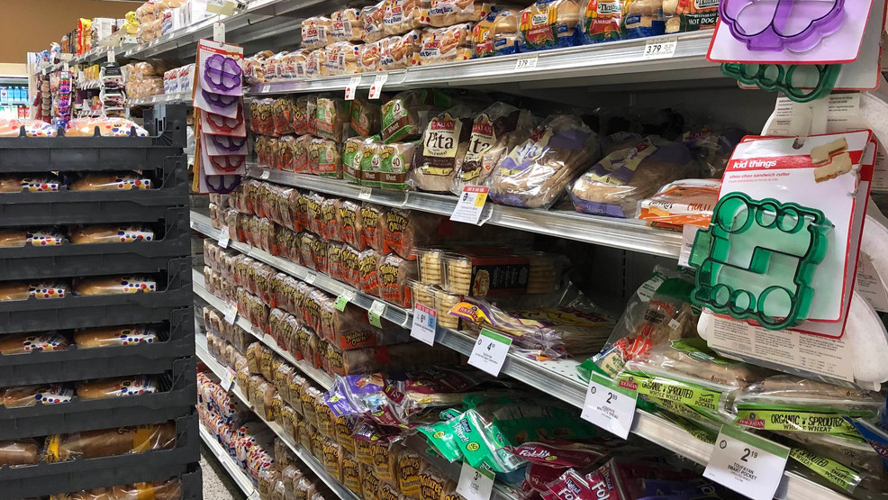 Grocery stores stockpile inventory, ramp production to prevent another shortage – WPEC