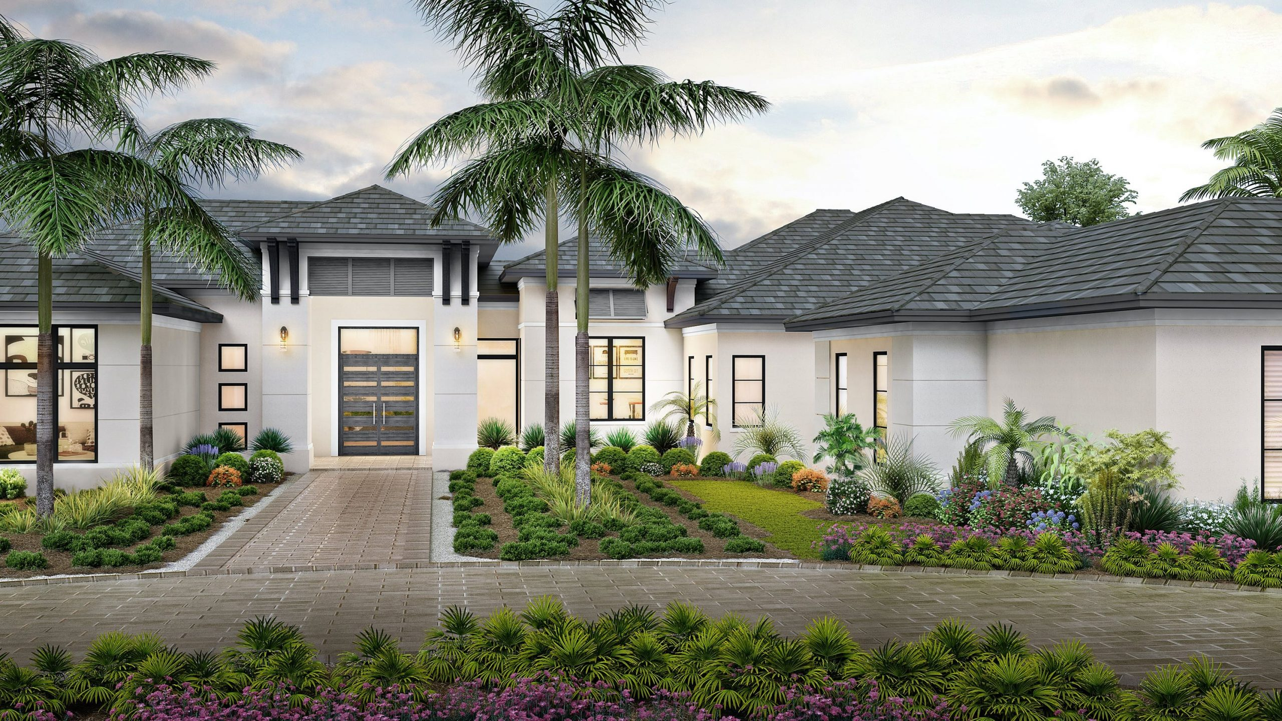 Seagate's Oak Hill model available for viewing and purchase at Quail West
