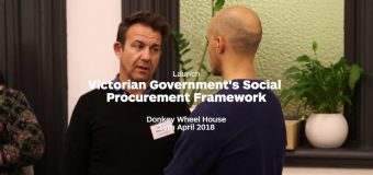 Social Procurement To Create Jobs For All Victorians