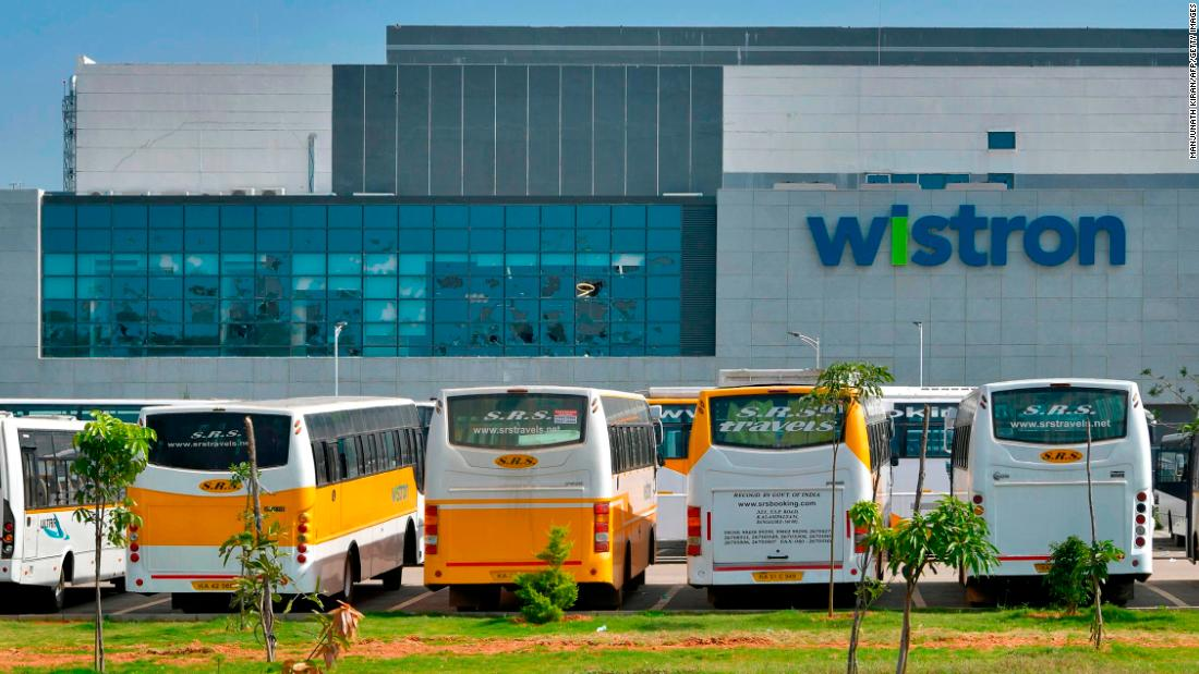 Apple's supply chain woes are adding up in India and China with Wistron and Pegatron on probation