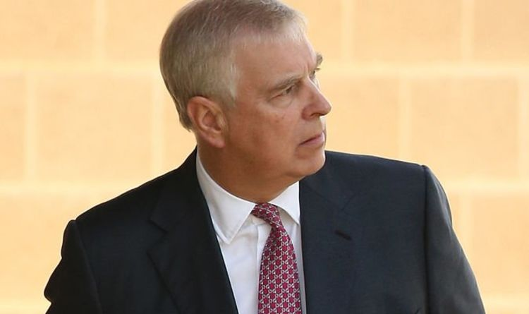 Prince Andrew: Where is Prince Andrew spending Christmas?   Royal   News