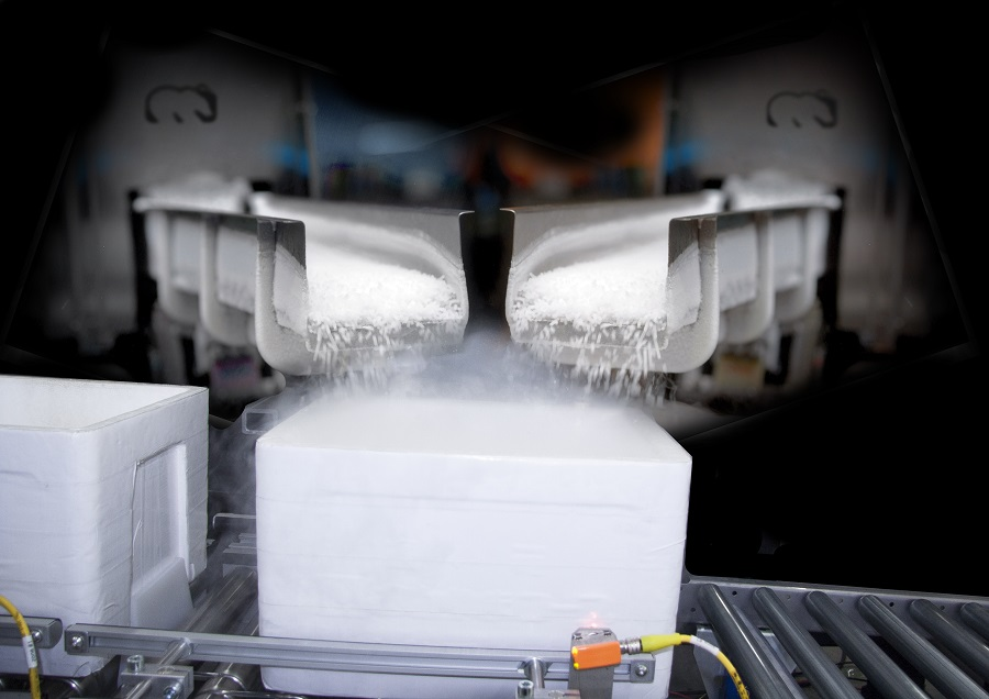 Cold Jet to Provide Lifesaving Dry Ice for COVID-19 Vaccine   Logistics