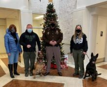 Local resident helps BCSO purchase new K-9