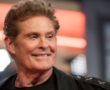 Purchase a larger-than-life statue of David Hasselhoff
