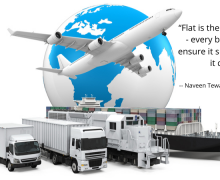 Growing Impact of COVID-19 on Global Logistics Outsourcing Market 2020 – Air Transportation, Sea Transportation, Railway Transportation, Highway Transportation – KSU
