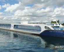 Keel Laid for New Saga River Ship, Spirit of the Danube – Cruise Industry News