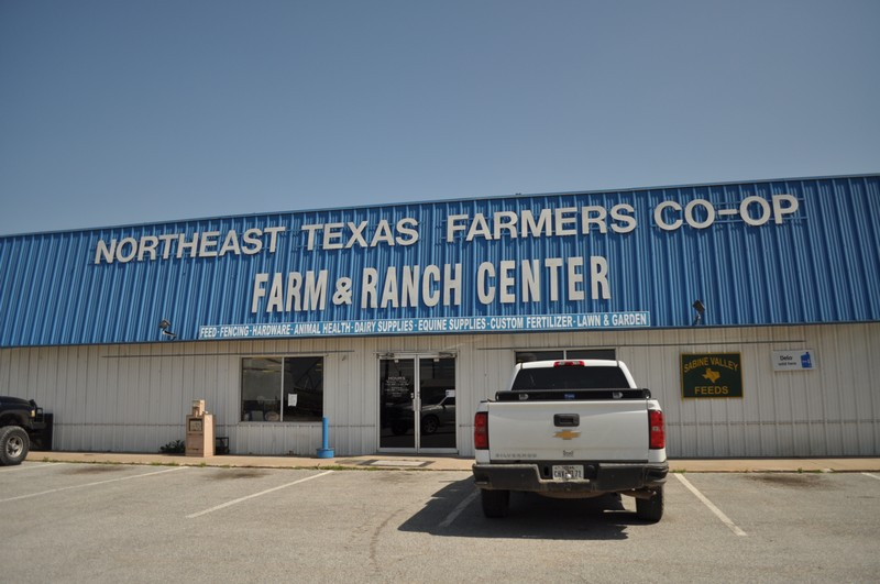 NE Texas Farmers Co-op in Sulphur Springs Will Be Closed Saturday February 20 for Annual Inventory